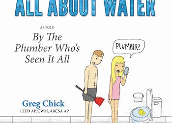 Press Release: Fun Book Tackles What's Hiding in Our Water and More; Called a Tool to Teach Sustainability