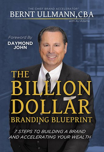 Billion Dollar Branding Blueprint Bernt Ullmann