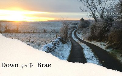 Poem: Down from the Brae